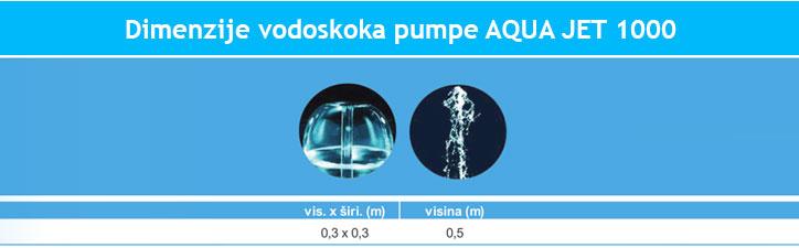 dimenzije-vodoskoka-aqua-jet-1000
